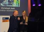 Le directeur d'Autoscout24 Christoph Aebi en entretien avec Christa Rigozzi