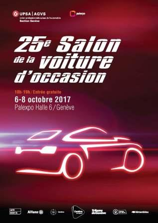 Salon de la voiture d'occasion - 6-8 octobre 2017